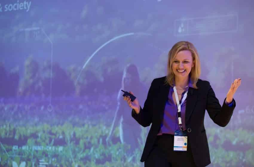 What it means to be a leader during a pandemic: Myladie Stoumbou, Microsoft