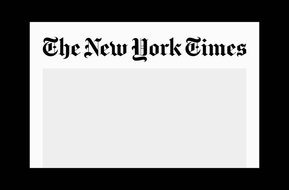 New York Times: women make up the majority of both leaders and staff