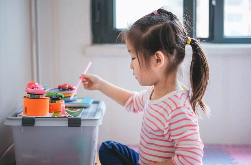 How gender bias in toys hurts girls' creativity and future careers